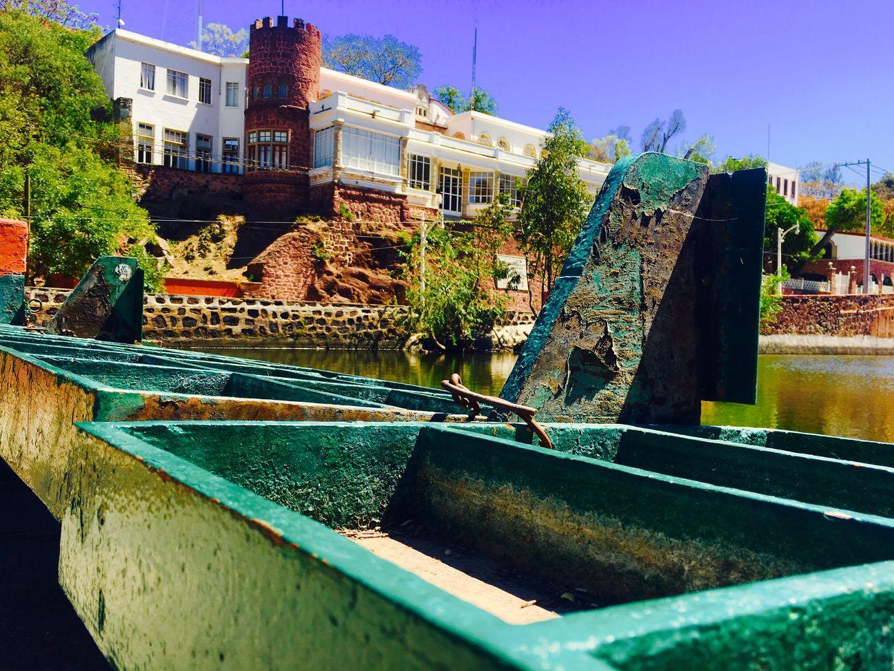 Mexico Guanajuato Stausee