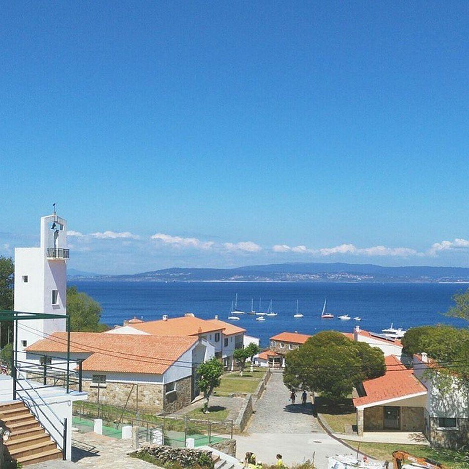 Ons islands paradise🌴🌾⚓🚢 Onsislands Riasbaixas Galifornia Galiciancaribbean Coastplaces Blue Paradise Weastcoast Galiciacalidade