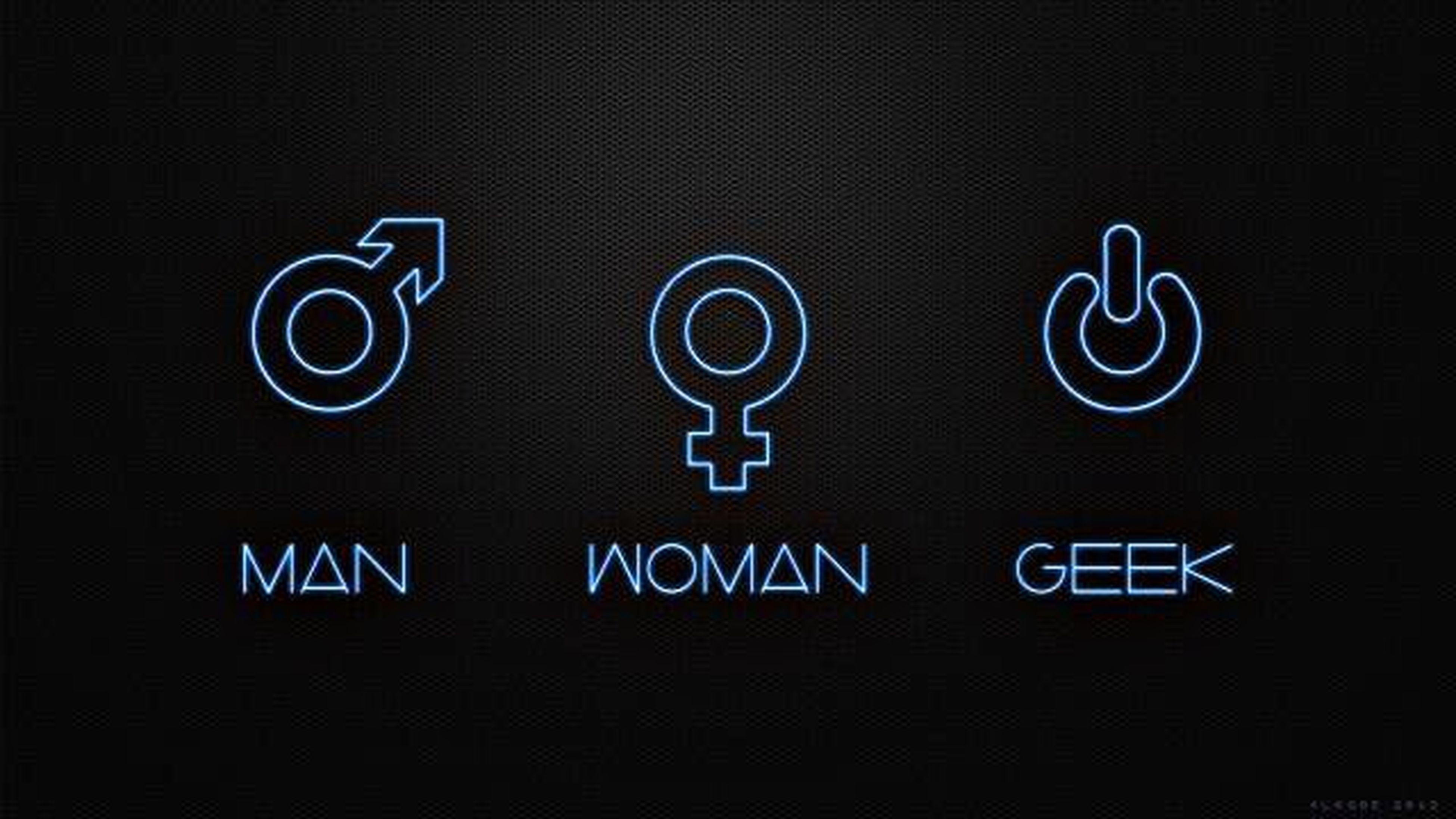 Geek [ɡiːk]