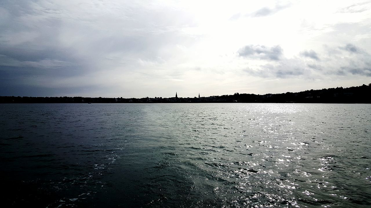 Bangor from the lough Tim Bailie Belfast Lough Bangor Seascape Northern Ireland Phone Photography Showcase March Sailing Dailyphoto