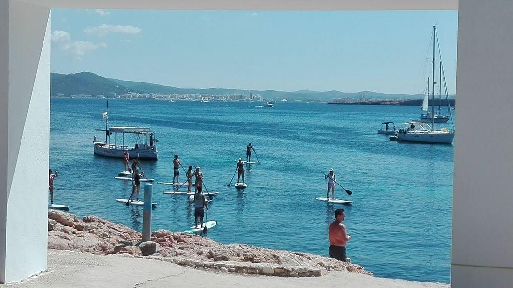 Get ready for paddleando Enjoying Life Life Is A Beach Ibiza