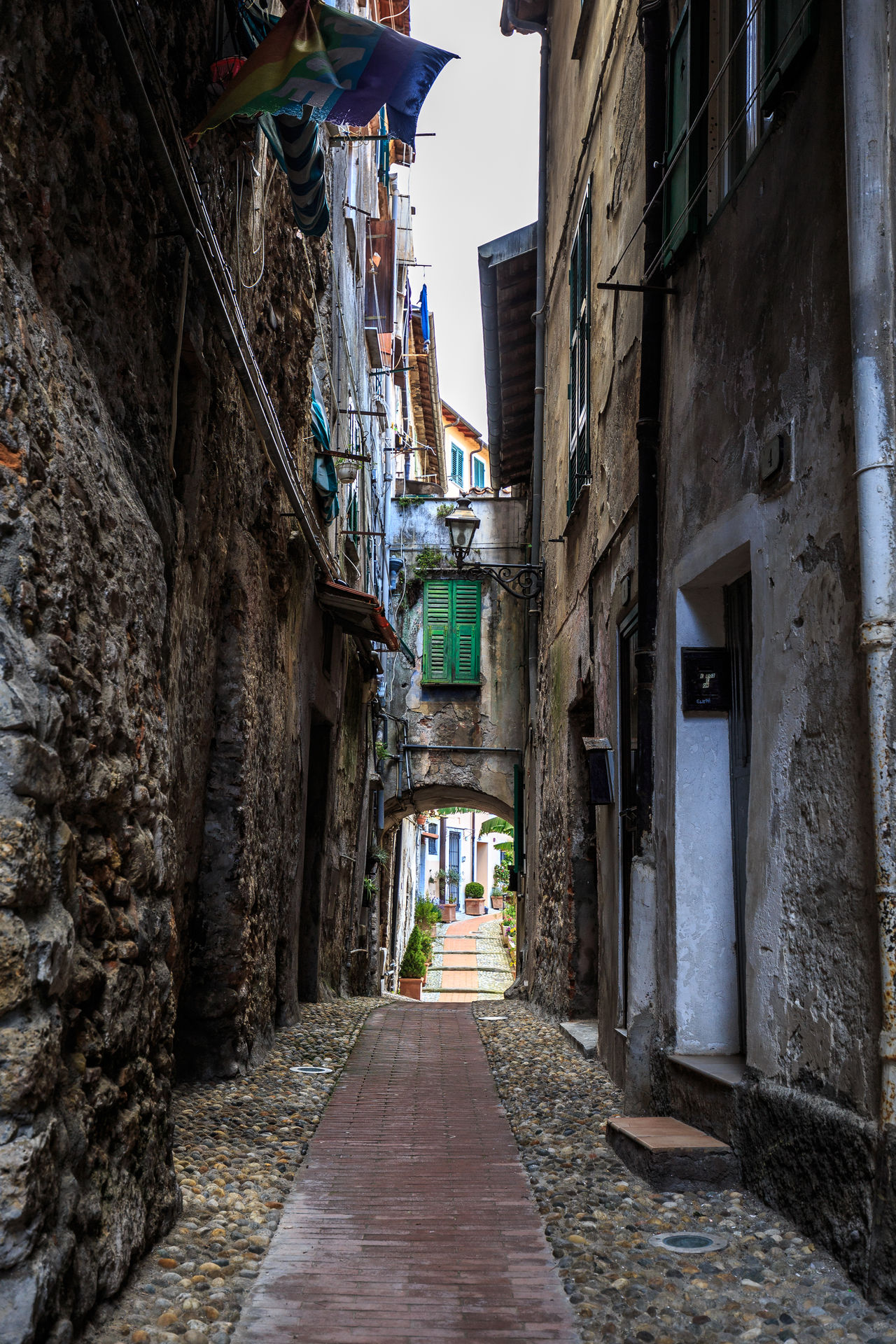 Alley Architecture Building Exterior Built Structure City Day No People Outdoors The Way Forward