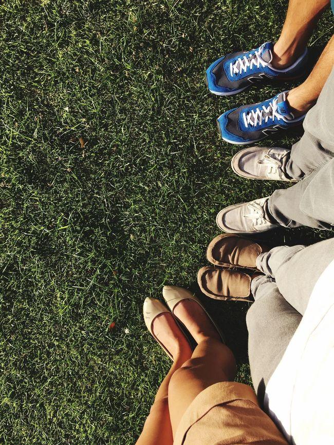 Happy feet. Shoeselfie