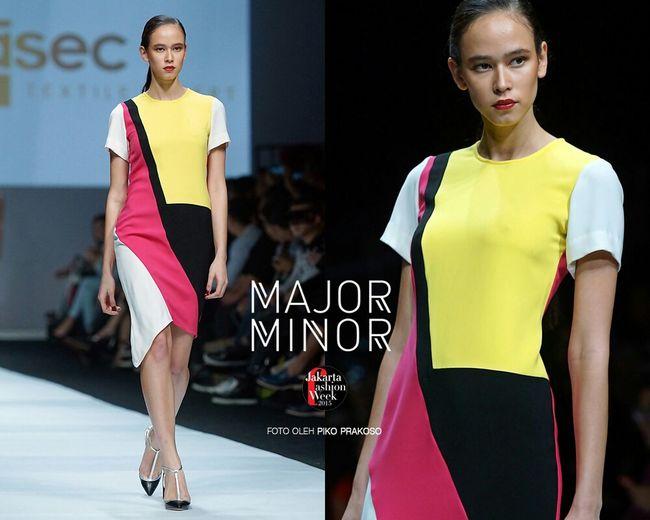 MAJOR MINOR Fashion Fashionshow FashionRunway JFW 2015 Majorminor