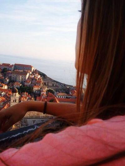 Taking Photos Croatie Want To Come Back Castle Friends Havingfun That's Me Road Trip