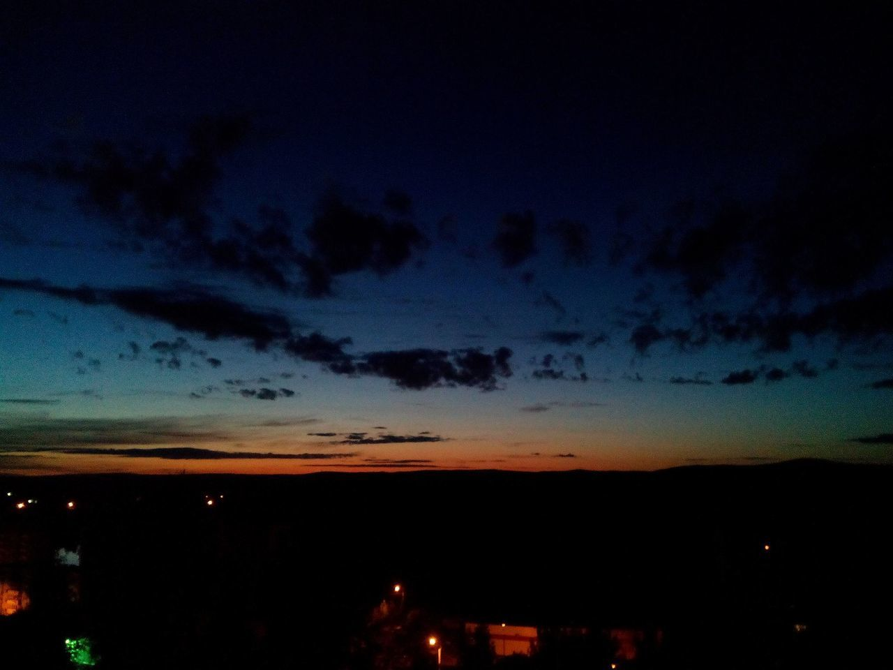 sunset, silhouette, sky, night, nature, no people, beauty in nature, cityscape, outdoors, city
