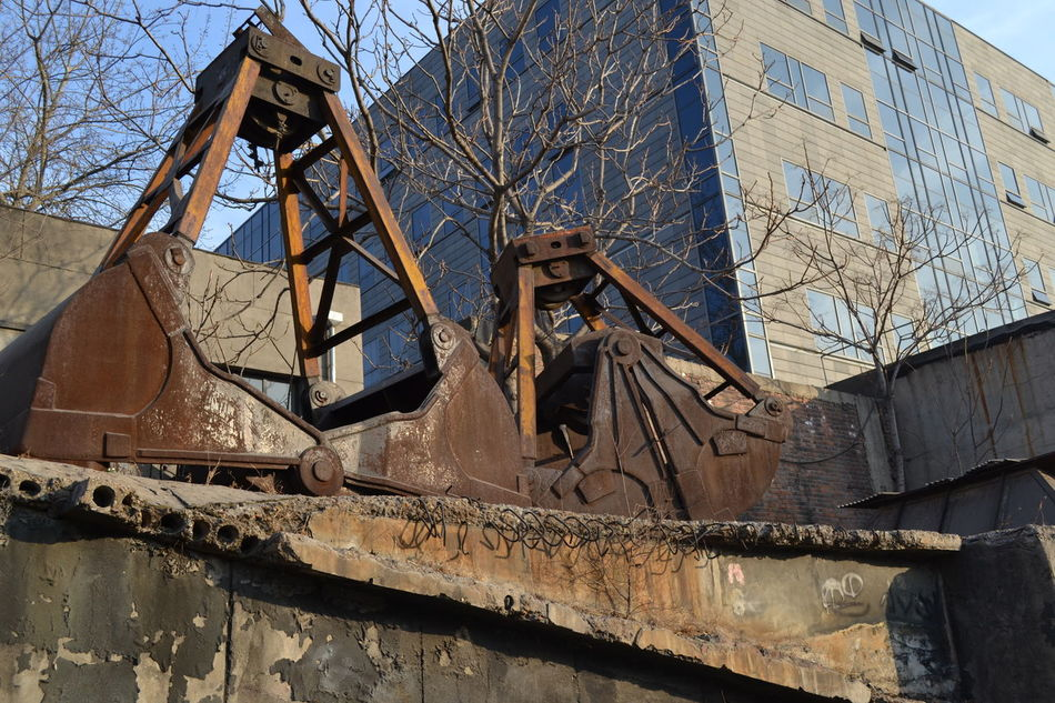 798 Art Zone 798艺术区 Abandoned Abandoned Buildings Abandoned Places Art Gallery Chimey Cog Crane Industrial Industrial Landscapes Machinery Railway Railway Track Sleepers Tower Tracks Urban Decay Urban Renewal