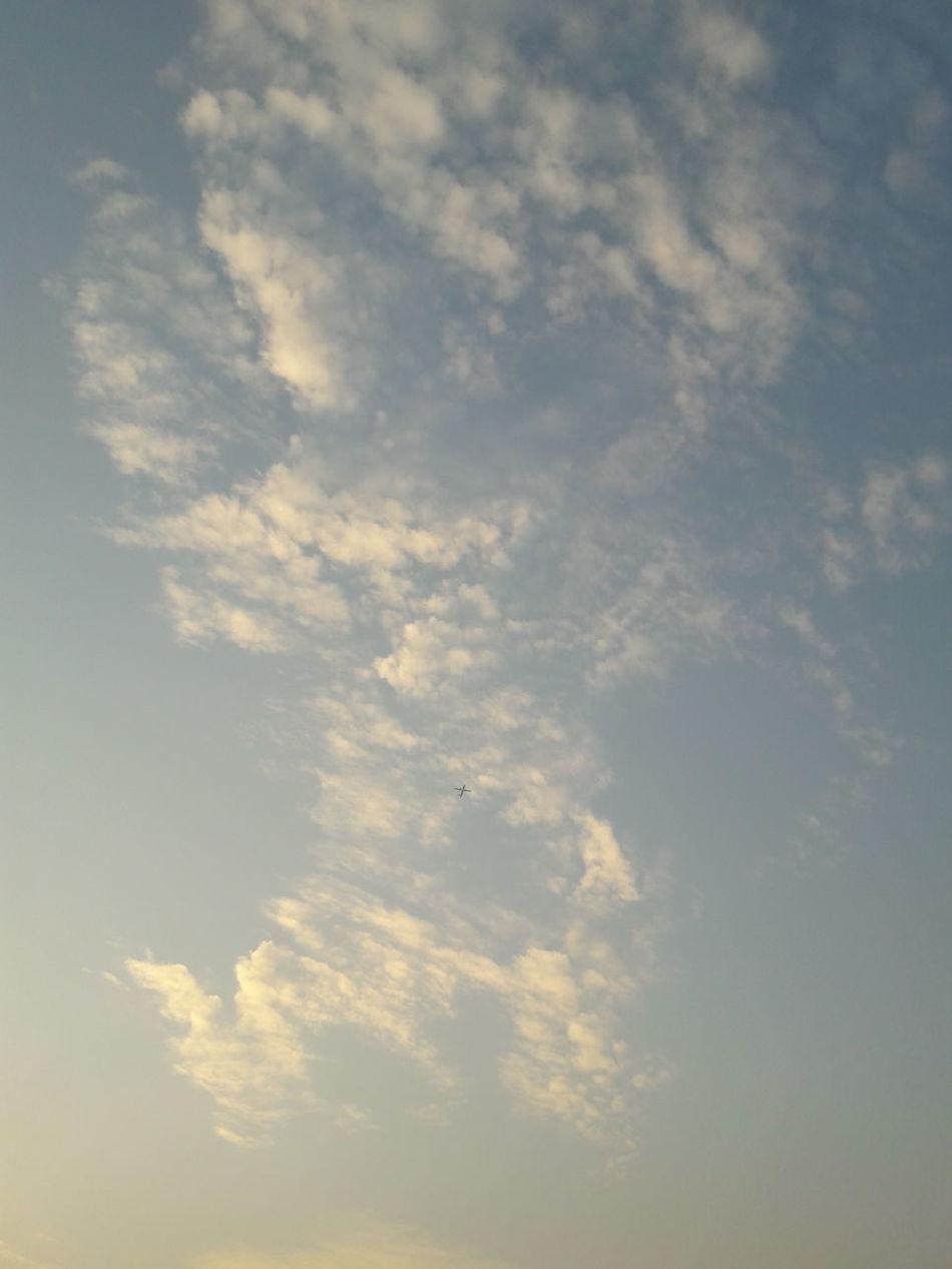 Sky is the limit!! Sky Cloud - Sky Azure Sky Patterns Heaven Outdoors