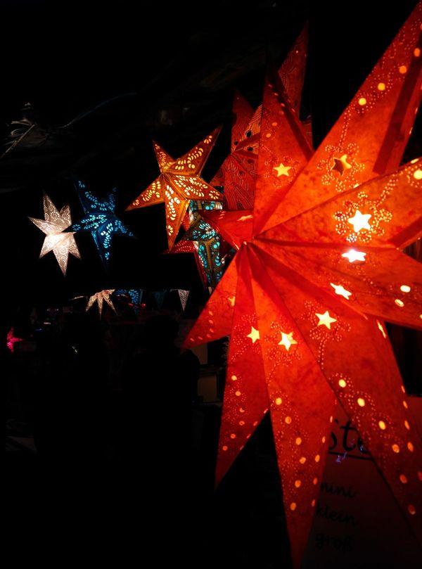 Christmas Spirit Christmas Star
