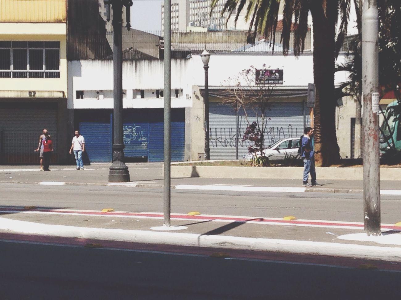 Street Waiting