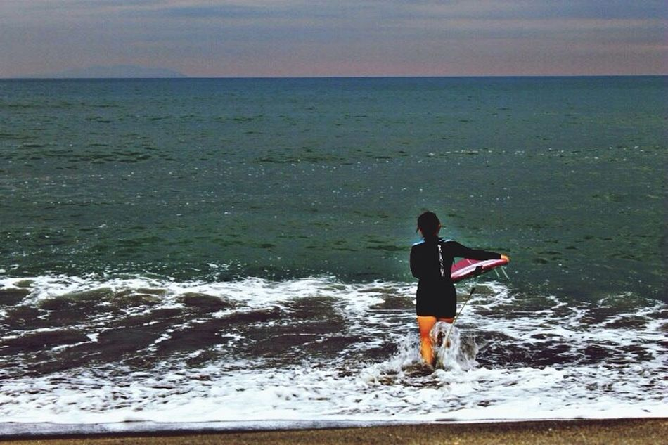Sea Surfin