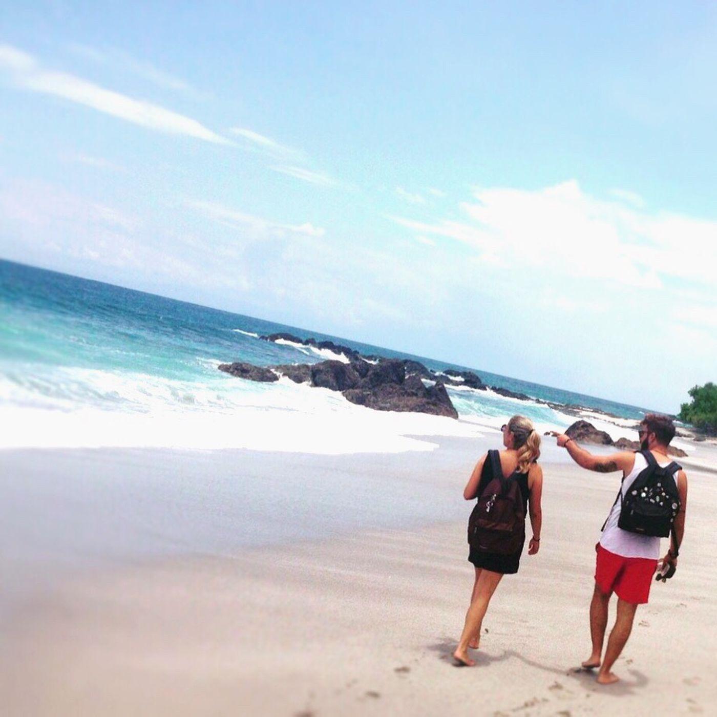 Bei ricordi ❤️ Costa Rica Holiday Love Vogliovivereacolori Summer Paradise First Eyeem Photo