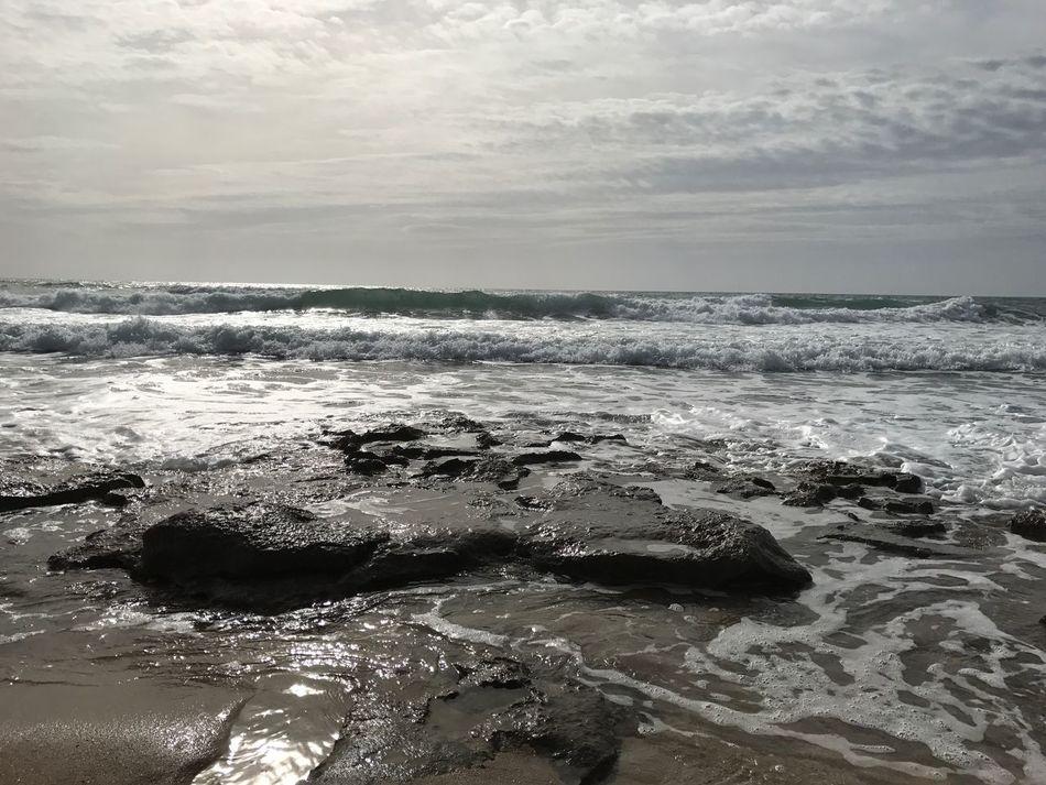 Sea Water Horizon Over Water Tranquil Scene Outdoors First Eyeem Photo Nature