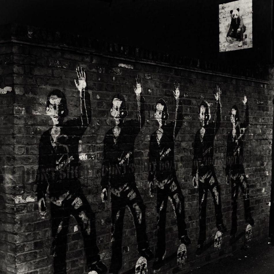 Halloween Graffiti Art Graffiti Hoxton London