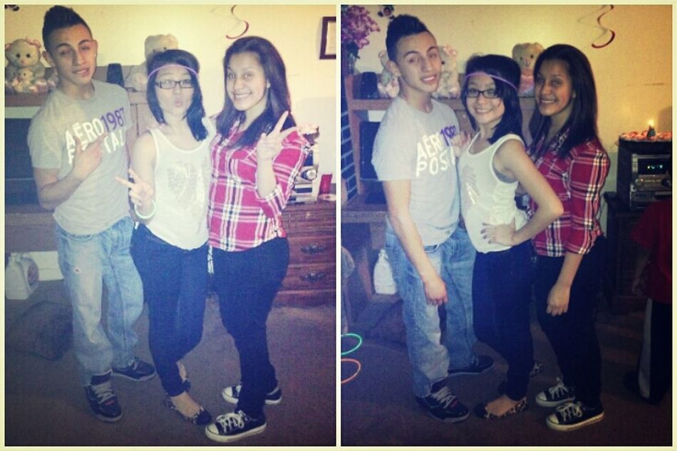 Party Lastnight(;