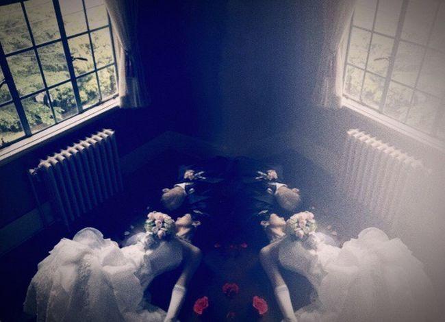 Phantom Imagination Wedding Bride And Groom Dreaming Men Women Yonge Old Dream Classic Classic Room
