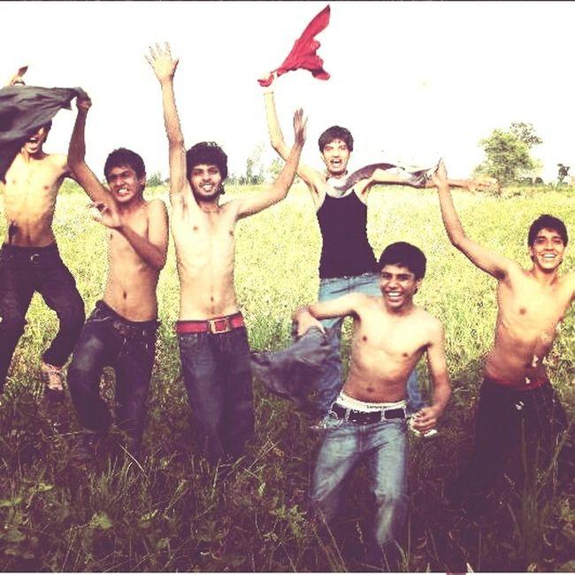 Everyday Joy Friends Fun Khalbali