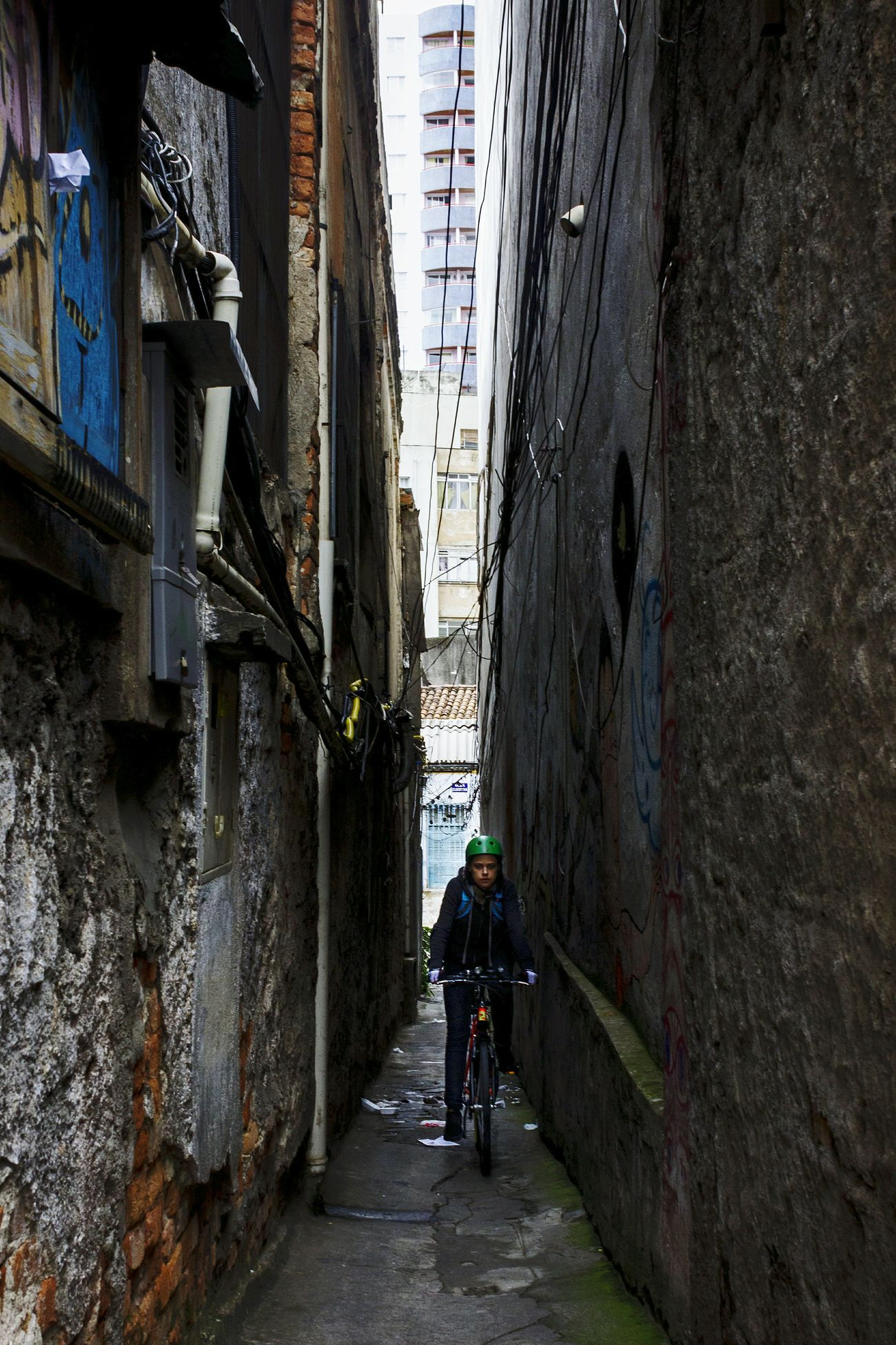 narrow way Everybodystreet Street Photography Streetphotography Discover Your City City Life Loneliness The Changing City Street Bike Showcase: November