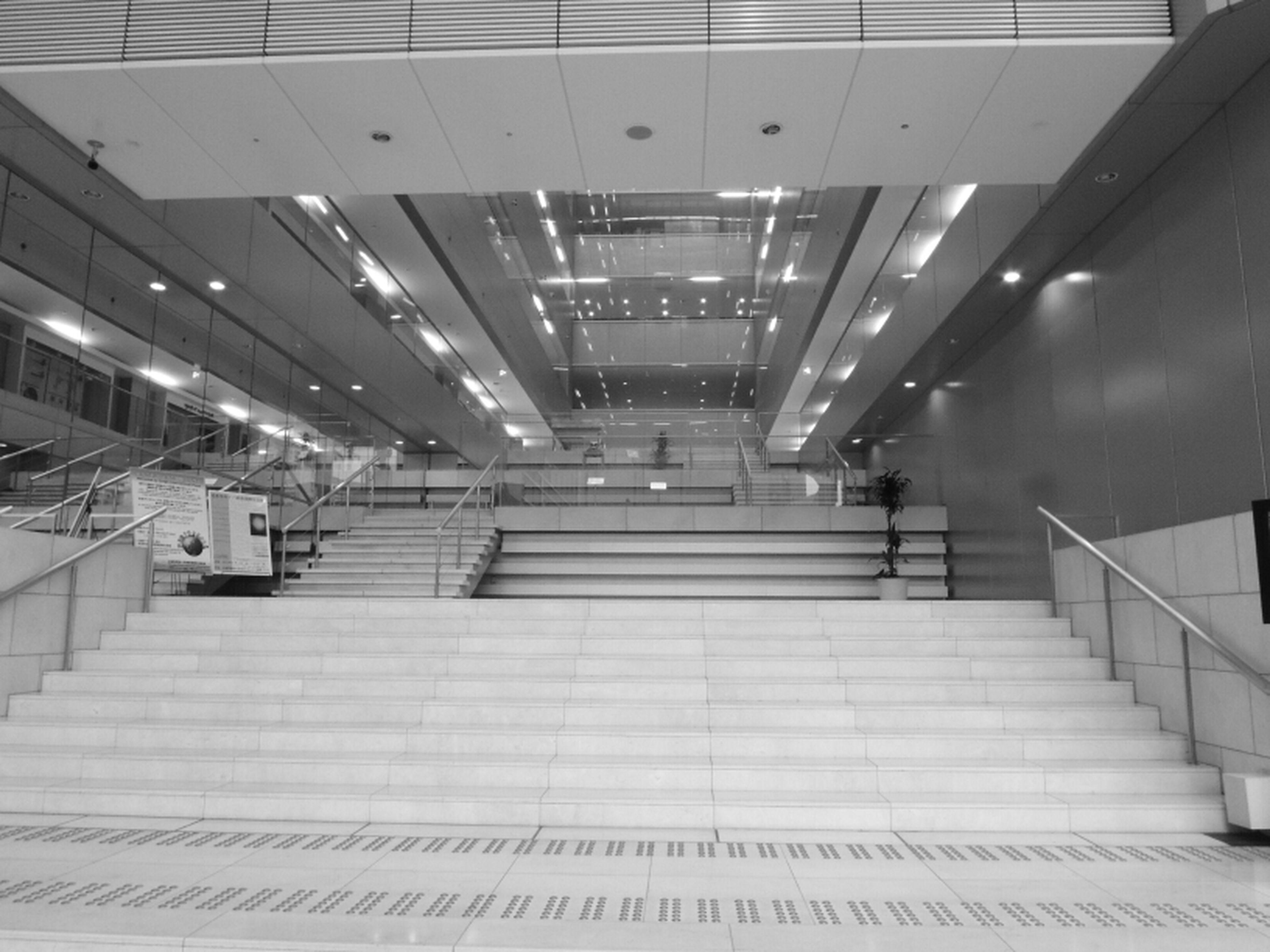 Taking Photos Kobe Entrance Floor