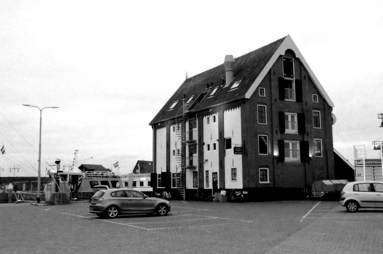 Day Island Netherlands Outdoors Port Texel  Texelstrand