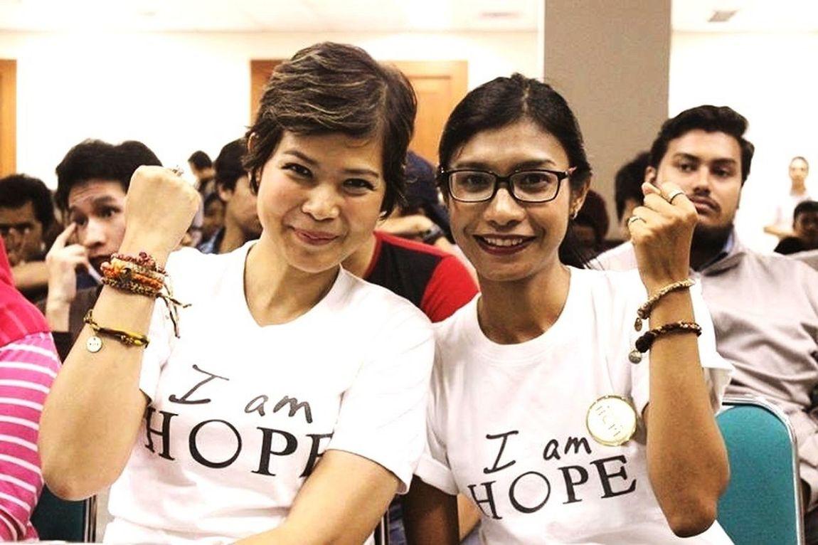 We Are Warriors Of Hope Suvivorcancer Hope SpreadofHope