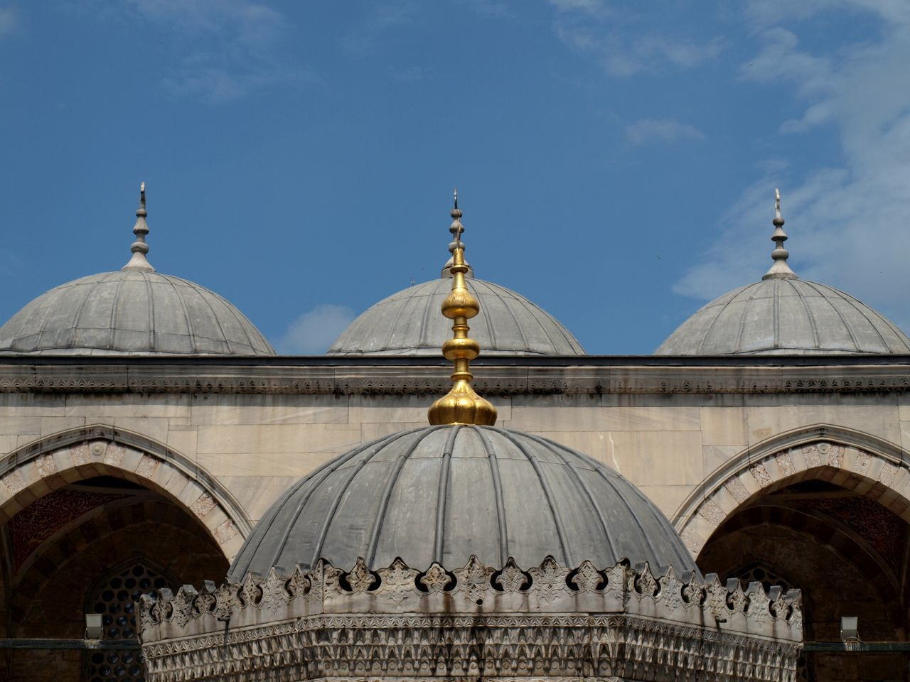 Beautiful stock photos of europe, Architecture, Blue Mosque, Building Exterior, Built Structure
