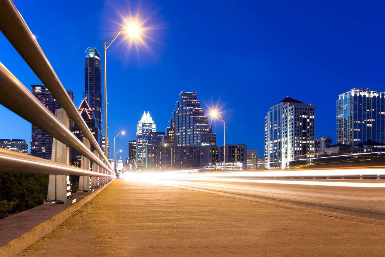 Beautiful stock photos of texas,  Architecture,  Austin - Texas,  Blue,  Bridge - Man Made Structure