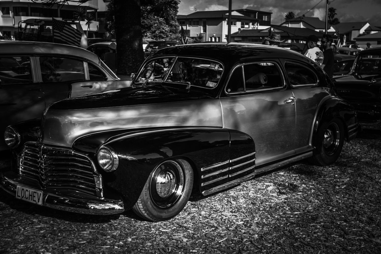 Car Transportation Old-fashioned Retro Styled No People From My Point Of View Eye4photography  EyeEm EyeEm Gallery Capture The Moment Exceptional Photographs New Zealand Photography Vintage Cars Blackandwhite Photography Gansta