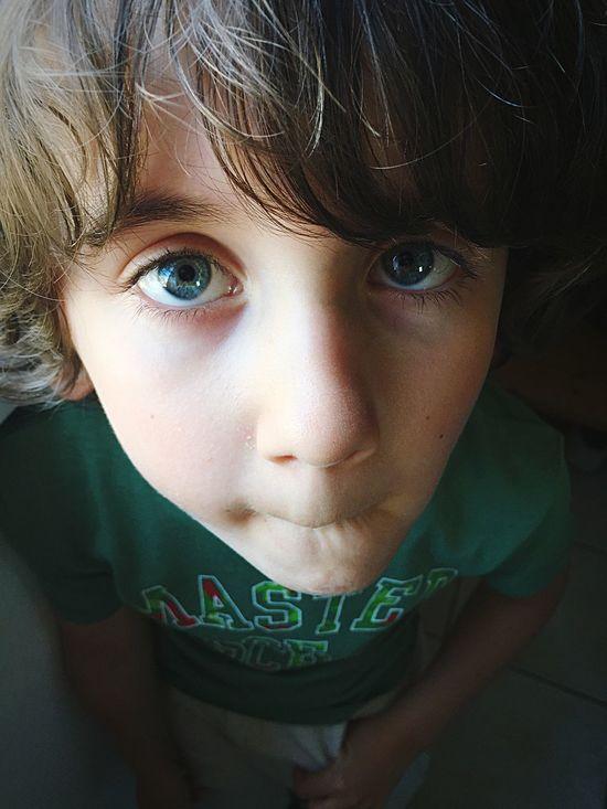 Littlebrother Bogoss Eye Iloveyou Mybaby