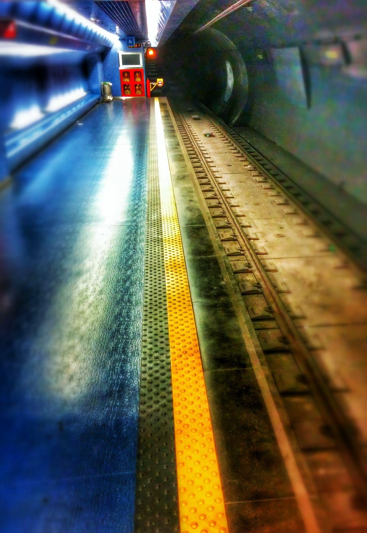 Subway Subway Station Via Toledo Naples