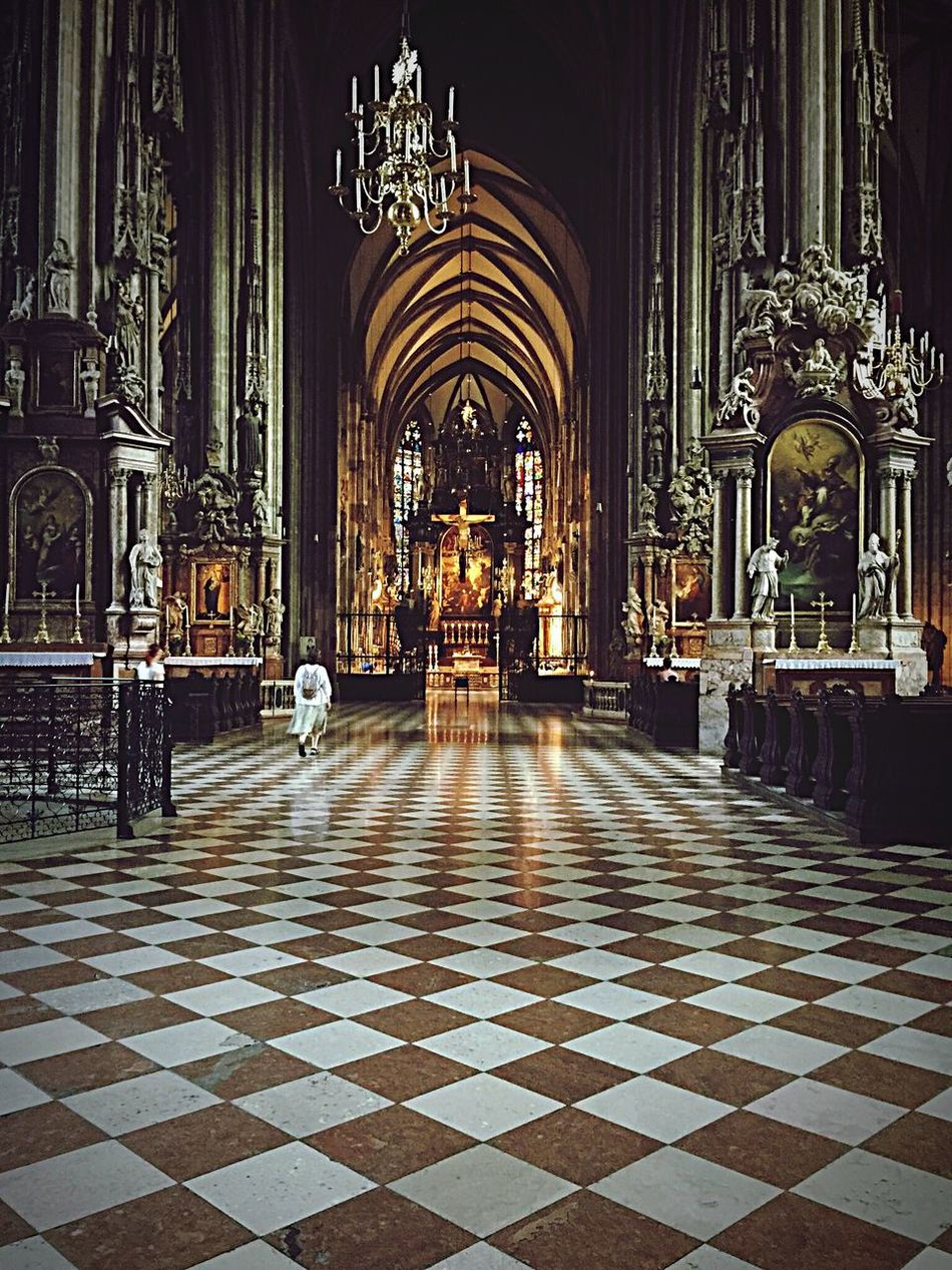 Wien Pry Church Togheter Place Of Worship Architecture Indoors  Day Travel Destinations