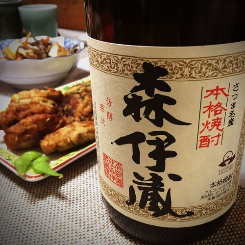 森伊蔵 Moriizo Japanese Shochu
