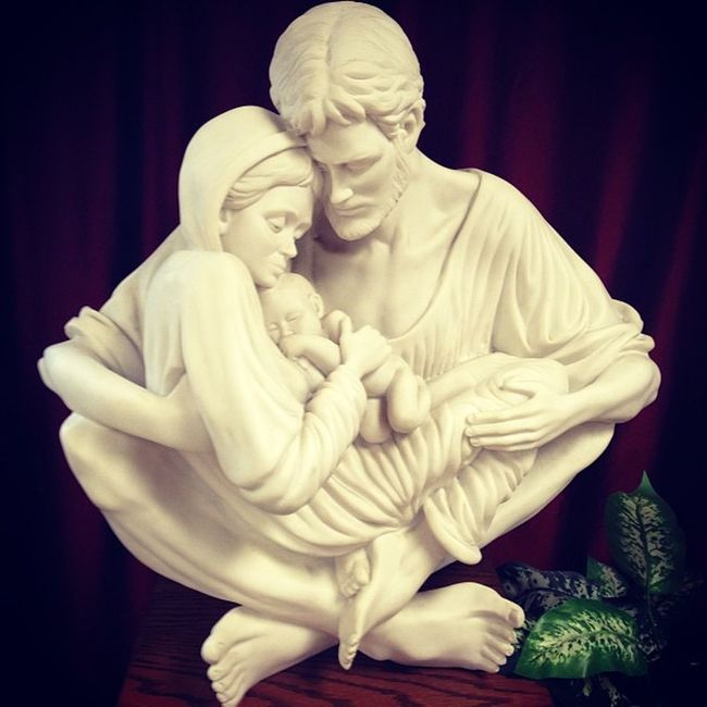Holy Family at St. Rita's
