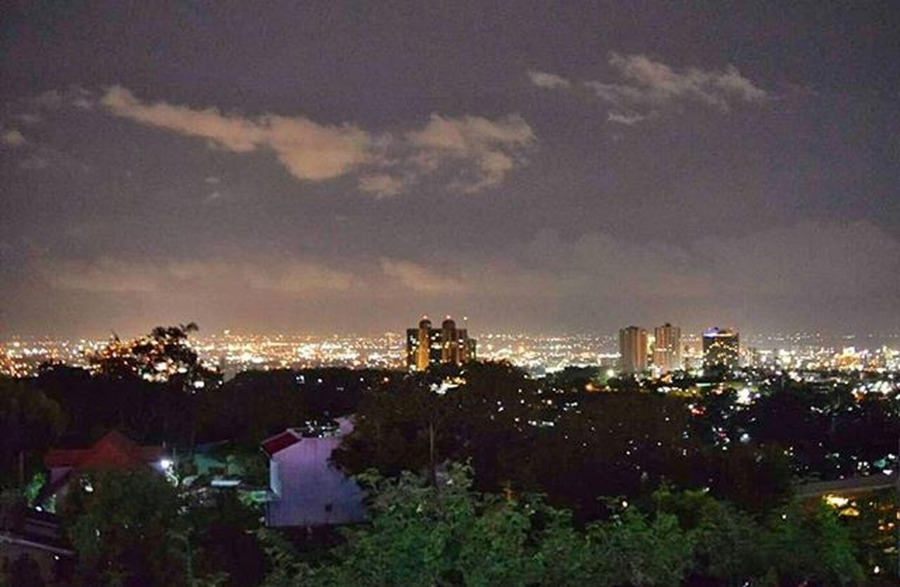 Cebu at Night! Nightphotography Eyeeem Best Shots Citylights