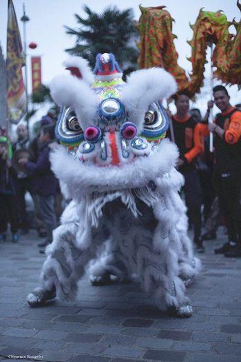 Lancement des festivités du Nouvel An Chinois 2016. Mairie du 13e, Place d'Italie, Paris. Nouvel An Chinois Paris Portrait Chinese New Year Place D'Italie
