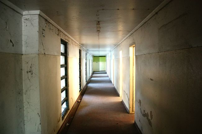 The coridor Coridor Abandoned Abandoned Places Abandoned Buildings Moita Scary Scary Places Hidden Gems