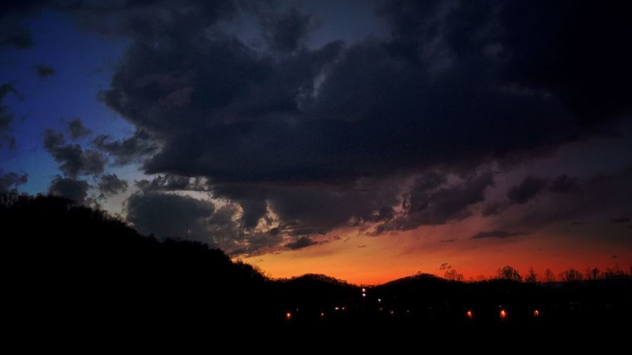 Sunset Town Sunset Sunset_collection Clouds Clouds And Sky Sky And Clouds Sunset_town