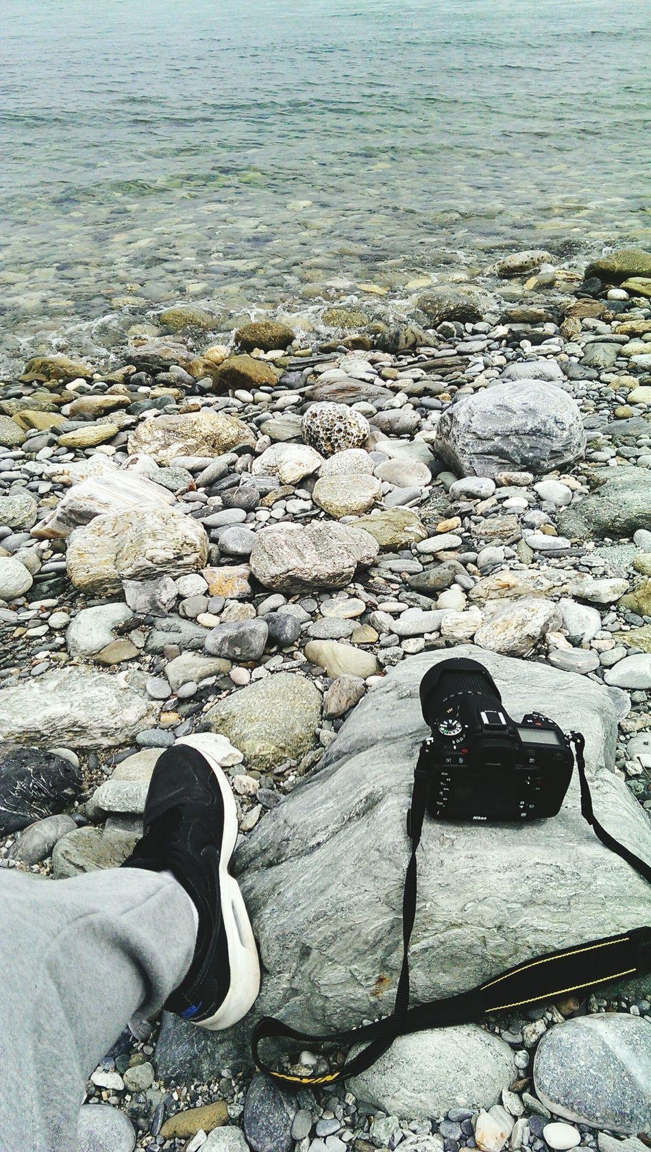 Taking Photos Enjoying Life
