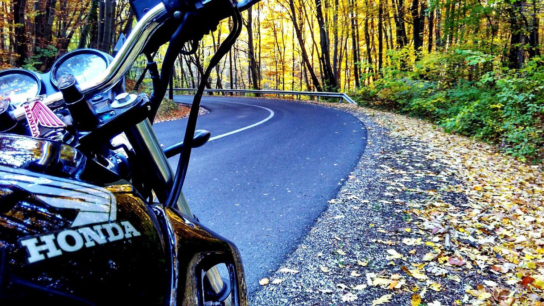 Dobogókő Pilisszentlélek Motobike Autumn Autumn Colors ősz 2015