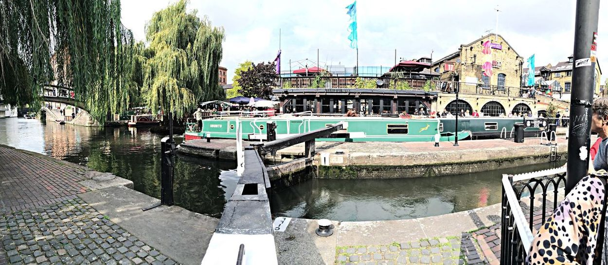 Camden Lock Camden Town Views From London City Of London