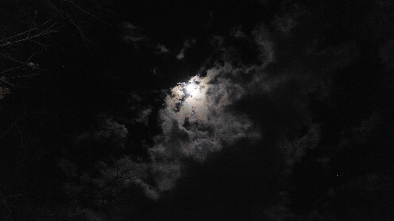 Nightphotography Night Sky Moon_collection Smoke - Physical Structure Night Close-up Dark Motion No People Black Background Moon And Clouds Sky_collection Beauty In Nature Moving Clouds Astronomy Moonset Beauty In Ordinary Things Nature No Water