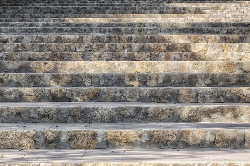 Stair steps of stone which lead upwards Architecture Day Direction Grey Nature No People Outdoor Outdoors Shadow Steps Steps And Staircases Sucsess Up Urban View