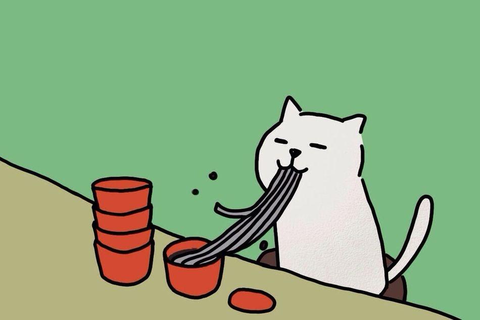 miaow~