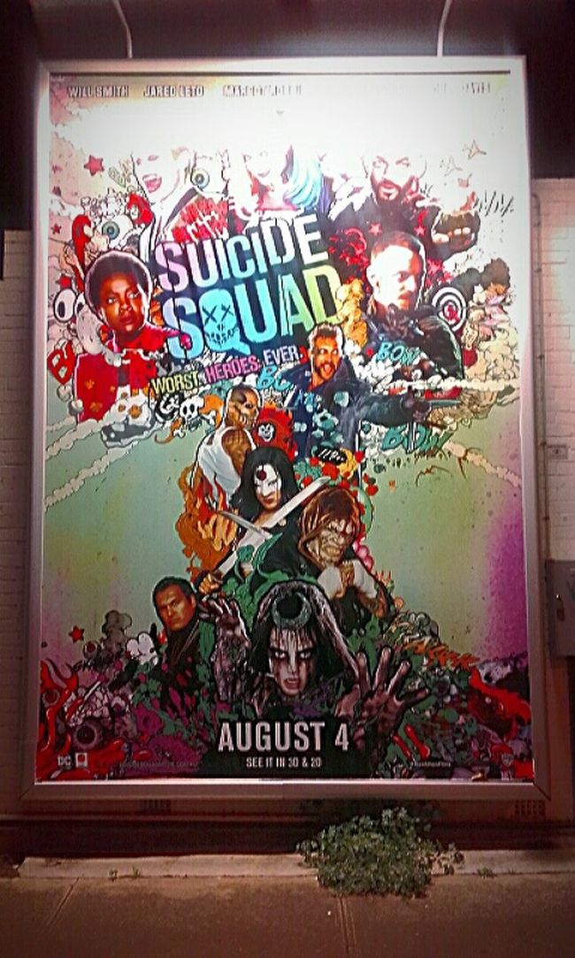 SuicideSquad Suicide Squad WorstHeroesEver Worst Heroes Ever Posterart Poster Billboards SignsSignsAndMoreSigns Poster Art Sign Billboard Signs Signporn Posters SignSignEverywhereASign Signboard Signs, Signs, & More Signs Signs Signs Everywhere Signs Sign, Sign, Everywhere A Sign Signs_collection SIGN. Signs & More Signs SIGNS. Sign Board Signage