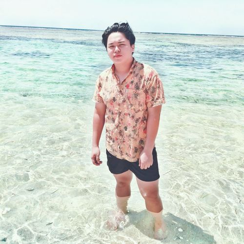 by the beach 🌴