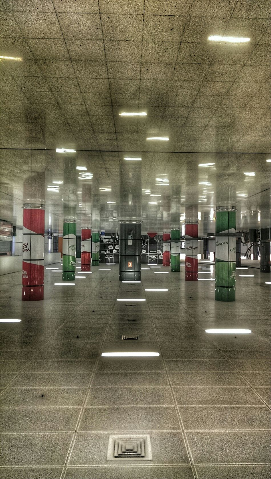 Flipped For My Friends That Connect Topview Reflection_collection EyeEm Best Shots - Reflections National Exhibition Centre Htc One M8 Empty Places In Front Of Me