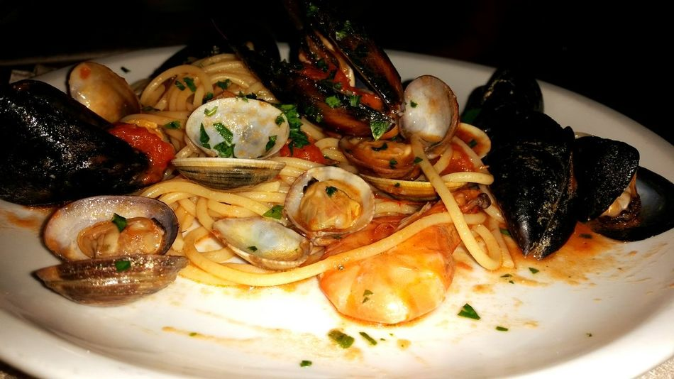 Food Porn Awards Calabria (Italy) Fish Vongole Cozzeripienecolsugo Estate2015 Spaghetti <3 Mare Amigos Amici
