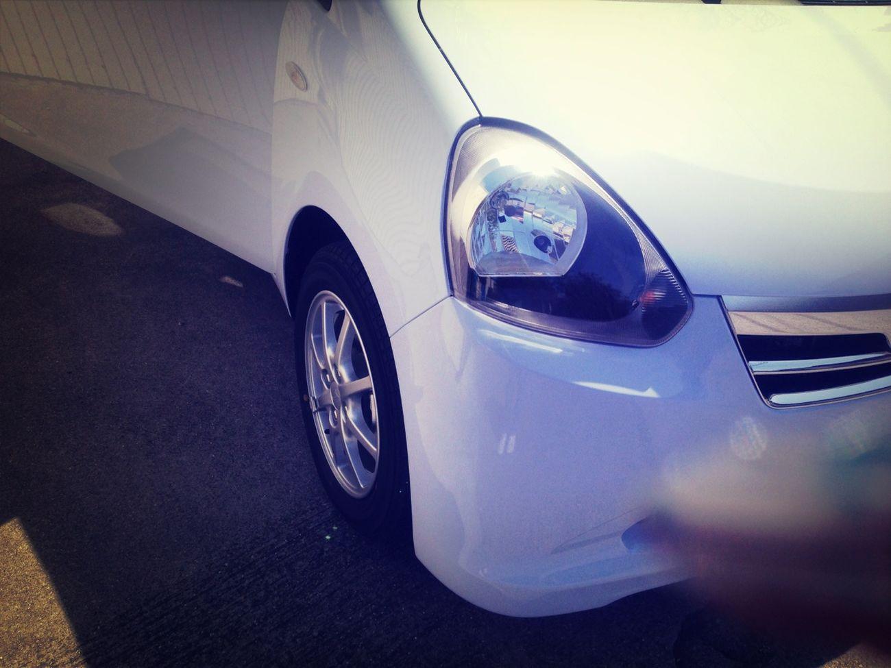 Came my new car!(((o(*゚▽゚*)o)))