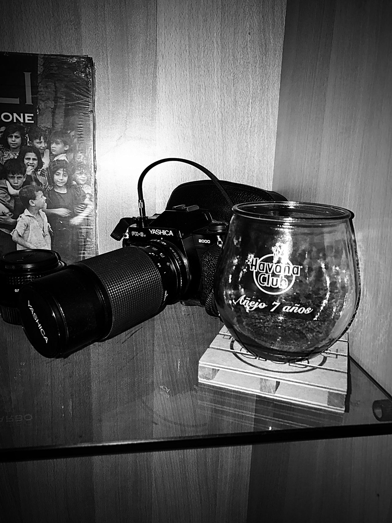 Memories Indoors  Close-up Camera - Photographic Equipment Yashicafx3super2000 Glass