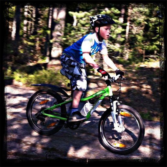 MTB Biking